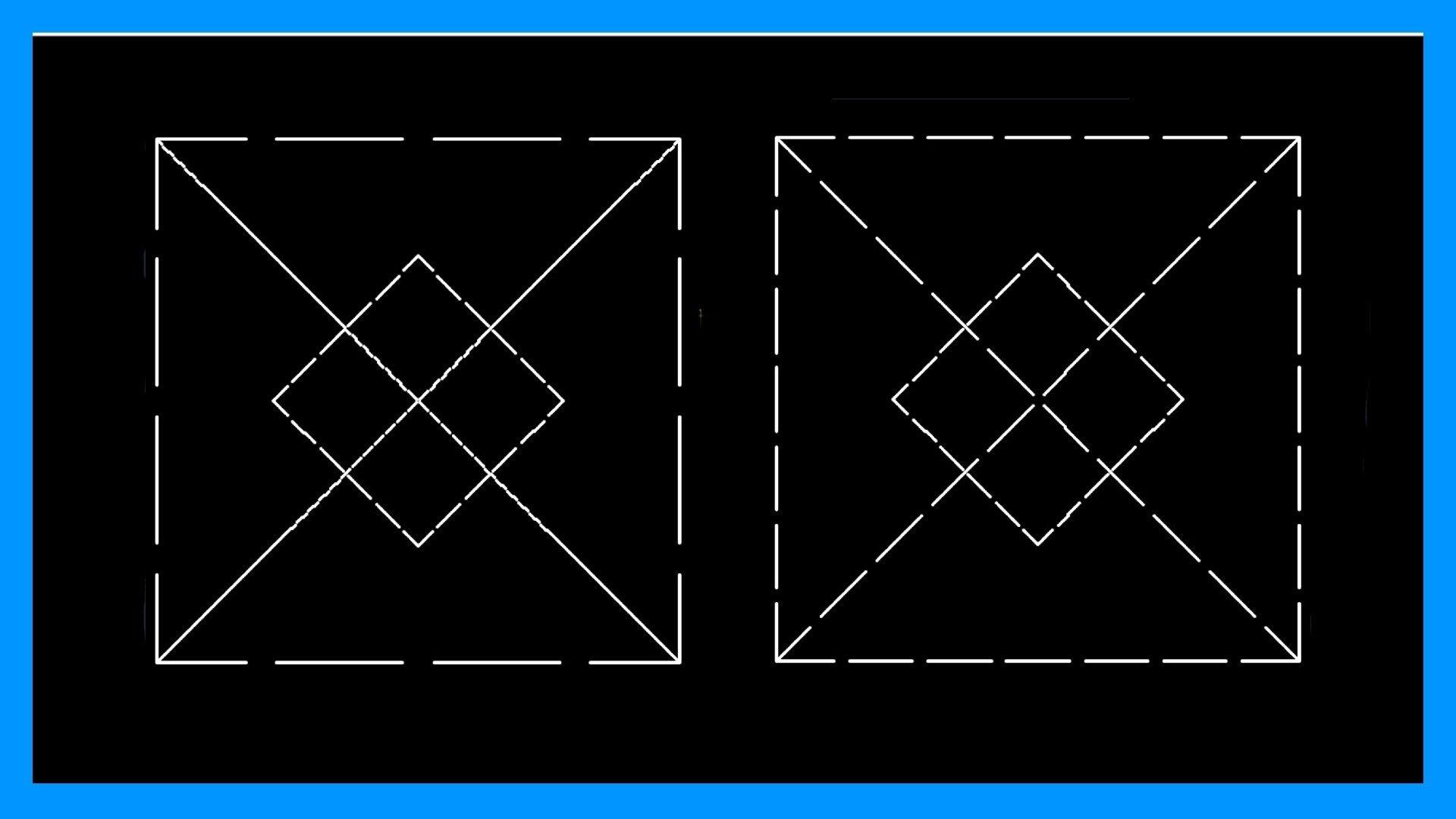 Autocad – Cambio tamaño de trazo de una línea discontinua.