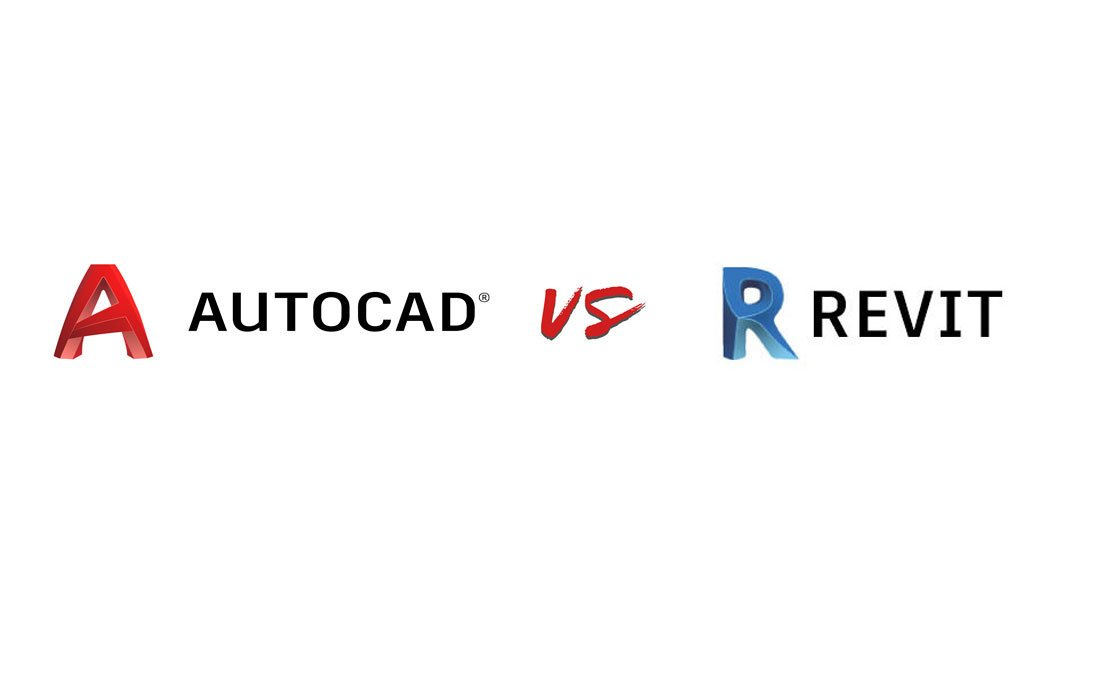 AutoCAD vs Revit