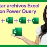 Juntar archivos en Excel en una tabla