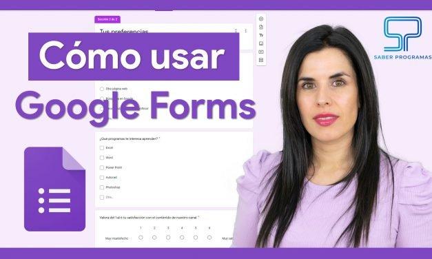 Cómo usar Google Forms | Formularios de Google