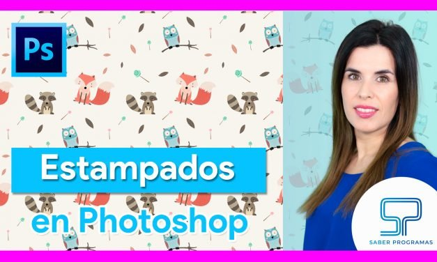 Estampado en Photoshop | Diseña tu patrón