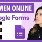Examen online con Google Forms