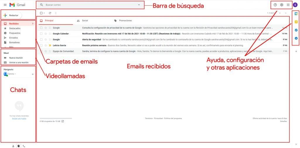 Cómo usar Gmail