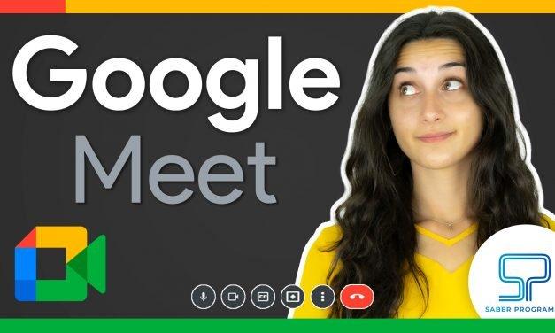 Cómo usar Google Meet en PC 2021